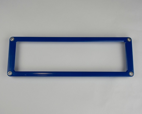 BLUE FRAME SURROUND