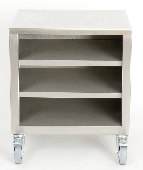 STAINLESS STEEL MOBILE CABINET FOR C70 - C100